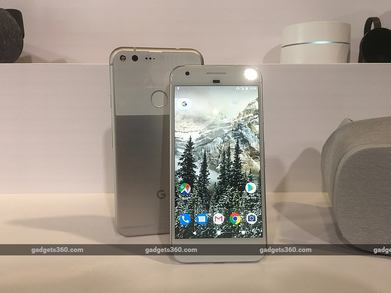 Google Pixel Is the First Google-Branded Phone, Comes With Google Assistant
