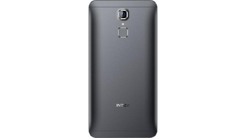 Intex Aqua S2 With 5-Inch Display, Fingerprint Sensor Launched at Rs. 4,490