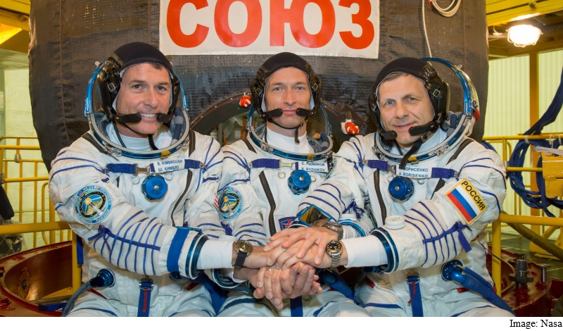 ISS Crew Members Set to Launch Next Week After Nearly a Month's Delay
