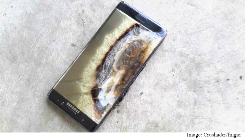 Samsung Galaxy Note 7 Units to Be Remotely Deactivated Starting September 30?