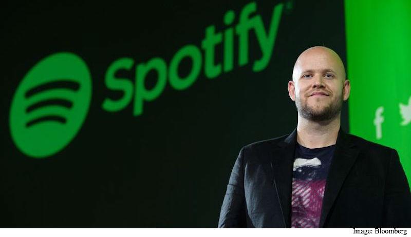 Spotify CEO Daniel Ek Becomes Chairman as Co-Founder Steps Down