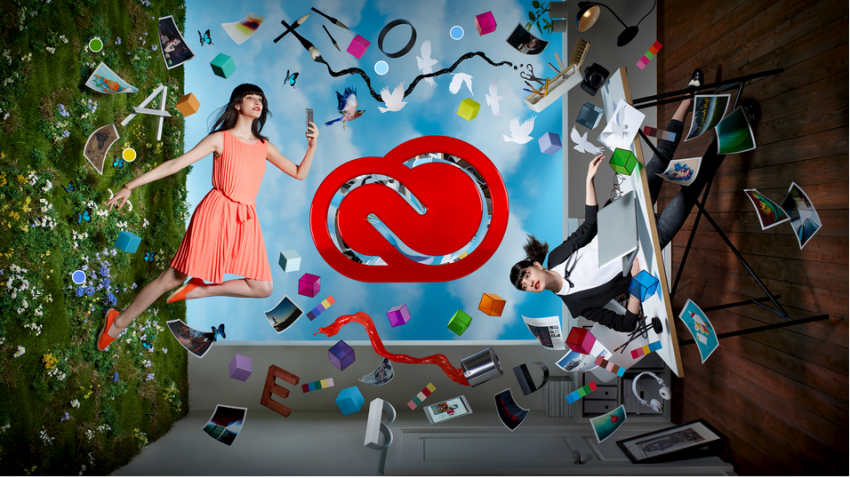 Adobe Releases a Slew of New Creative Cloud Features