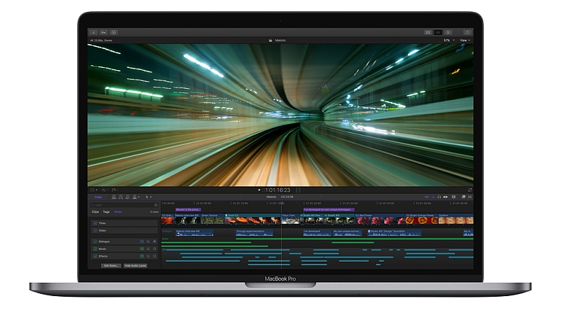 Final Cut Pro 10.3 Brings Touch Bar Support, New Magnetic Timeline, and More