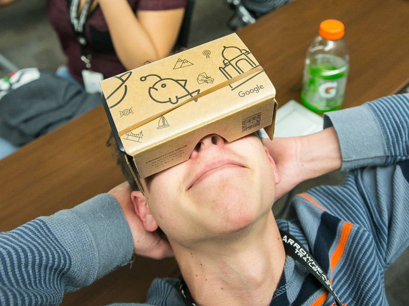 Google Expeditions App for Virtual Reality Field Trips Now Available to All