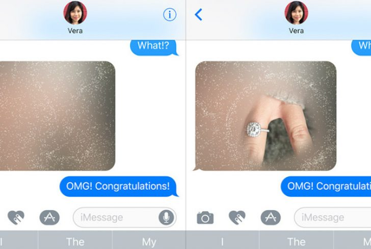 iMessage: How to Send Effects Like Balloons, Lasers, Fireworks, Confetti, and Shooting Stars