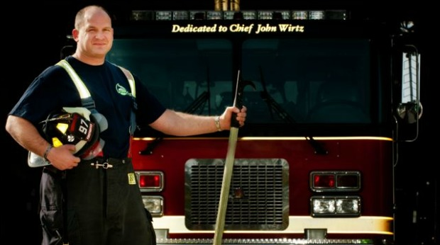 Entrepreneurial Firefighter Creates Line of Safety Gear