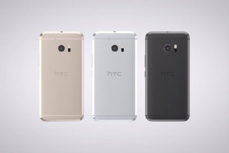 HTC 10 Starts Receiving Android 7.0 Nougat Update