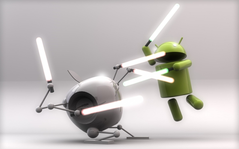 Android Is as Secure as iOS on the iPhone, Claims Platform Security Chief