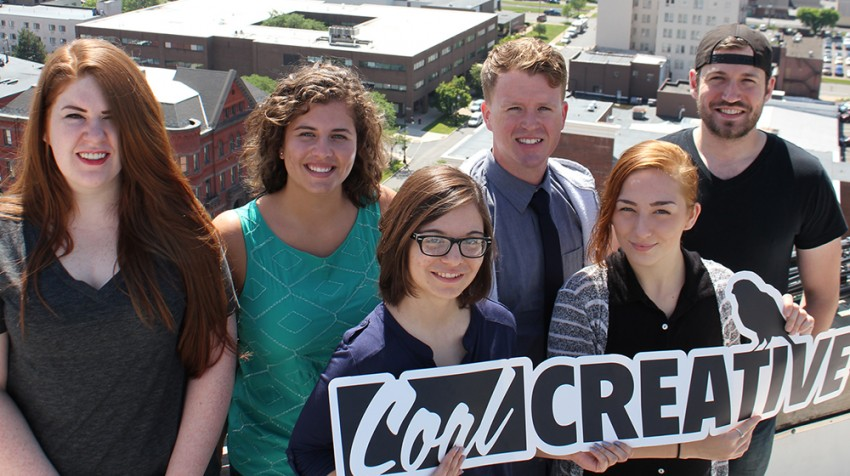 Coal Creative: What's the Benefit of Marketing Online Services Locally?