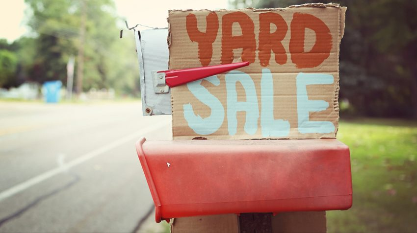 14 Apps, Sites and Other Places to Advertise Your Garage or Yard Sale