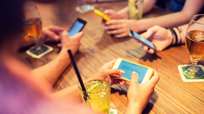 Restaurants and Consumers Benefit from a Mobile Ordering App