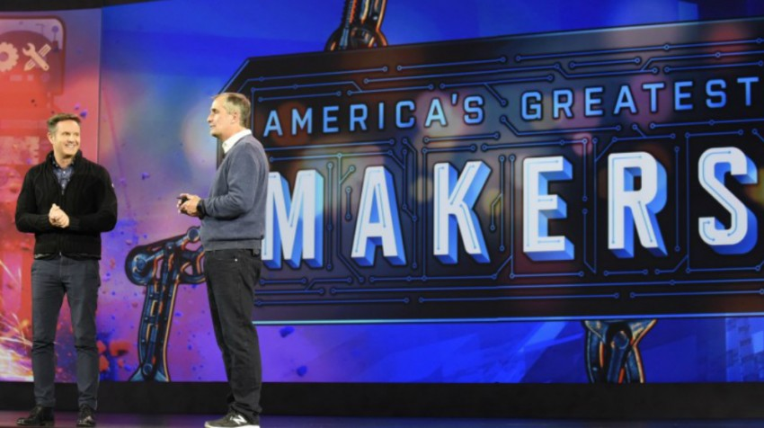"""New TV Show """"America's Greatest Makers"""" to Showcase Latest Tech Innovations"""