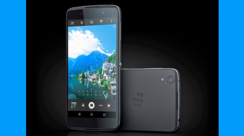 Latest BlackBerry Device Touted As Super Thin, Super Secure with a Super Cool Camera