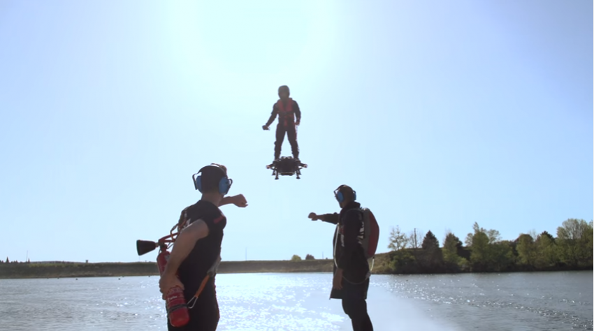 Is the Flyboard Air Real or Just A High Flying Stunt?