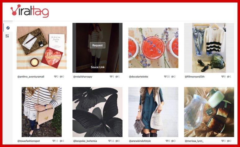 Viraltag: A Visual Marketing Tool Review