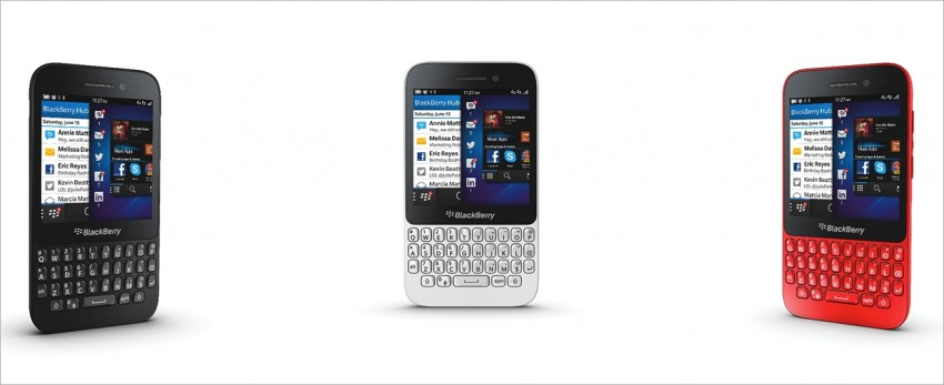 New BlackBerry Q5 Device Makes Three So Far This Year By BlackBerry