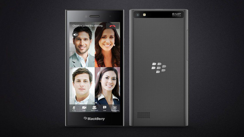 BlackBerry Jumps Into Mid-Range Market with Leap Phone