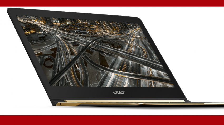 Acer Swift 7 and Spin 7 Seem Useful for Mobile Business — If You Don't Mind the Price