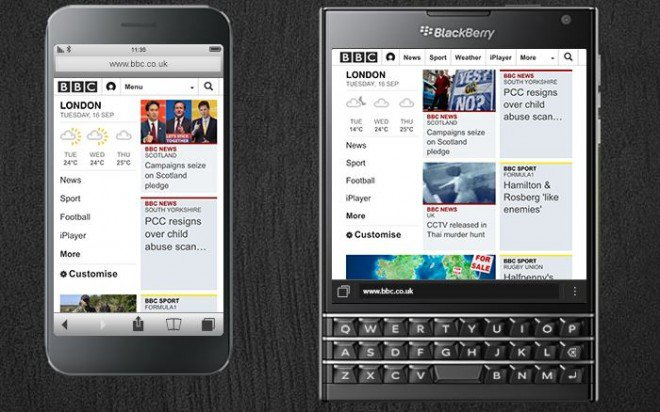 BlackBerry Passport: Wide is the New Black in Smartphones