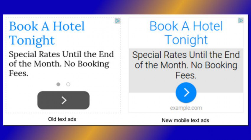 AdSense Unveils a New Look for Mobile Text Ads