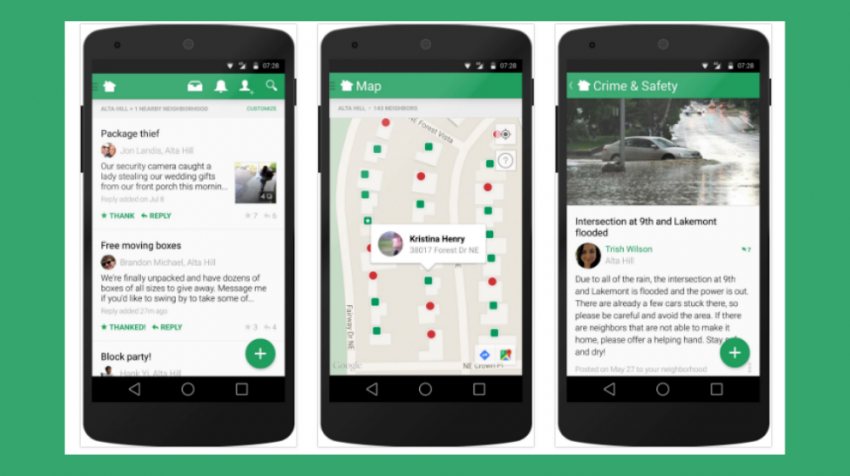 Nextdoor Seeks to Bring Neighborhood Businesses and Customers Together