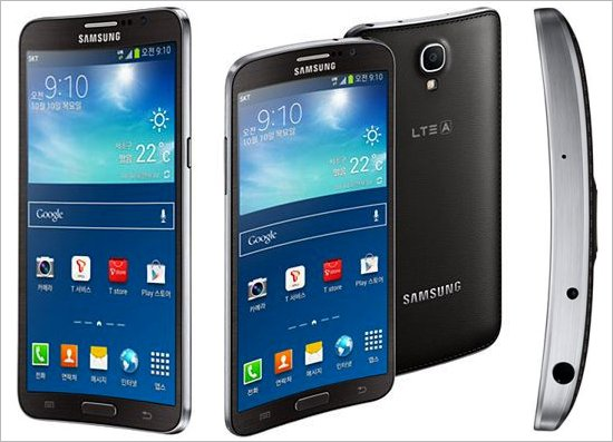 New Curved Phone Over $1,000 Announced by Samsung