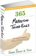 Book Review: 365 Personal Brand Marketing Thumb-Rules
