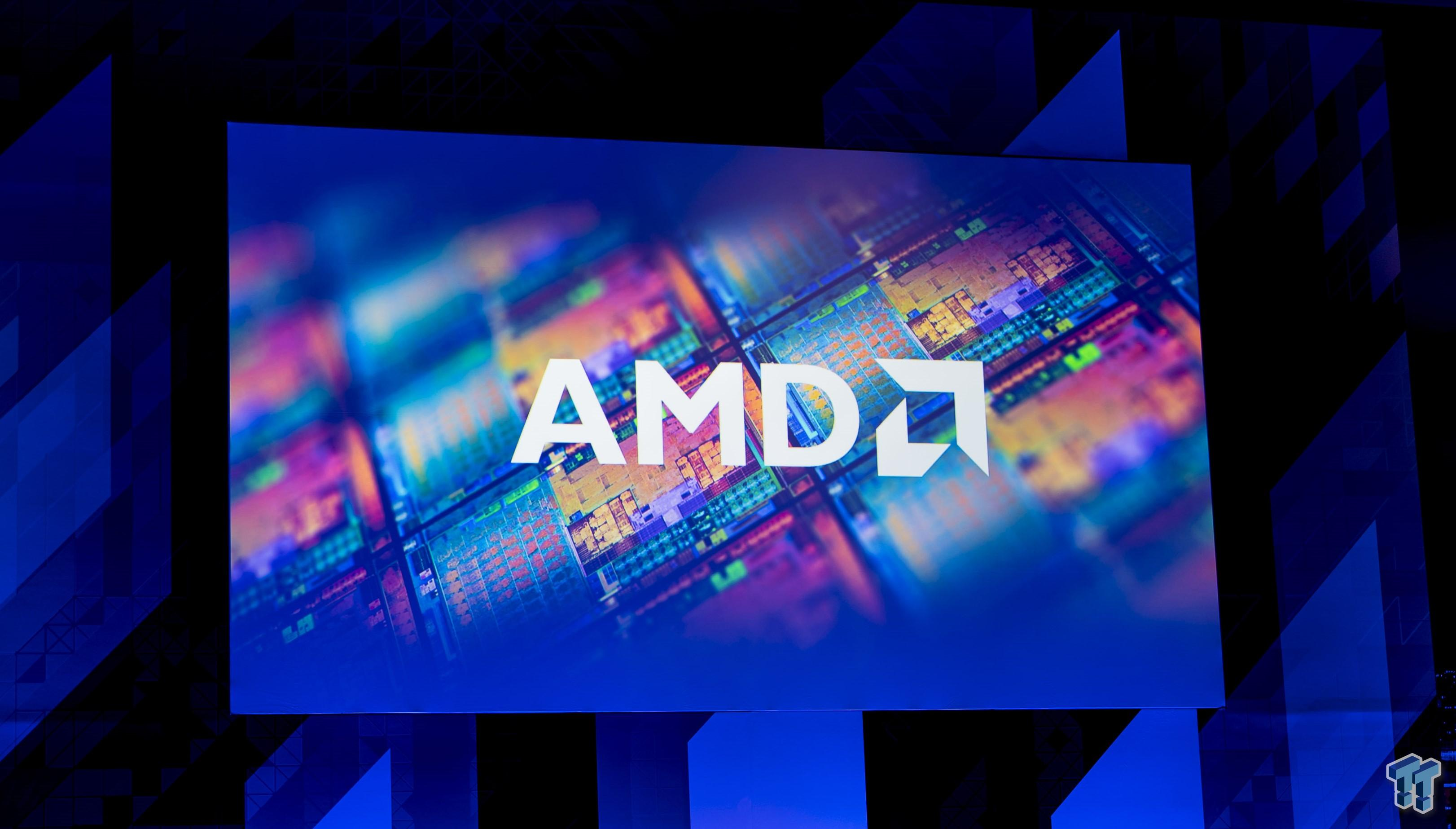 AMD hits LG, Vizio products with patent infringement