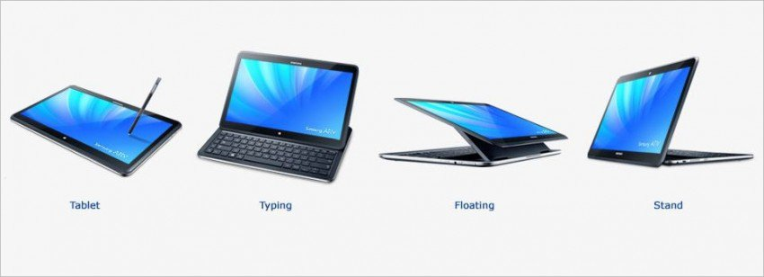 Samsung Introduces Hybrid All-in-One Running Windows 8 and Android 4.2