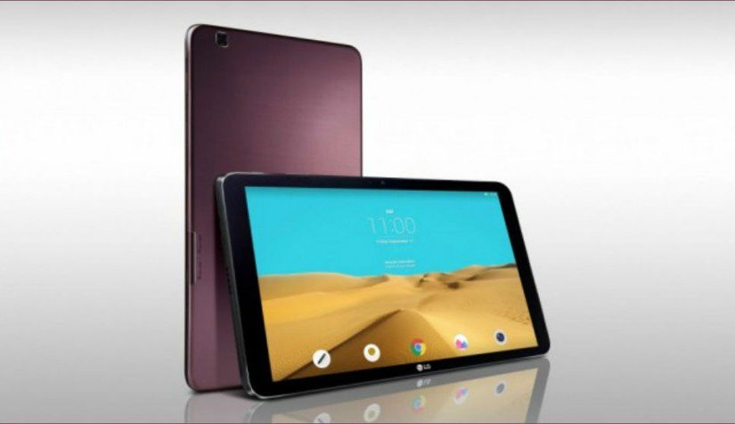 LG Promises Large Screen and Long Battery Life with G Pad II 10.1