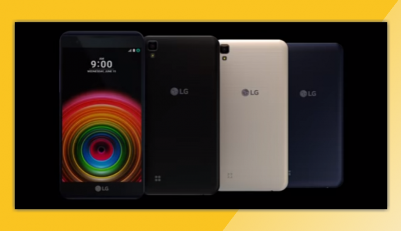 4 New LG X Series Phones Focus on Different Feature Sets