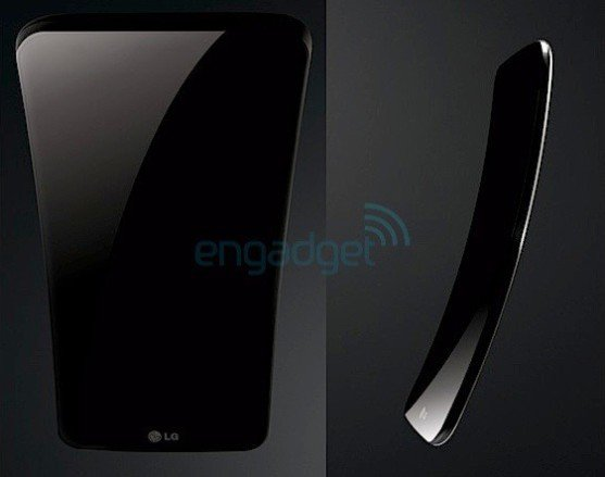 LG Could Unveil New Curved Phone in November