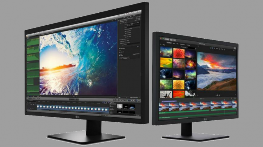 LG Provides Two New Standalone Screens for the MacBook Pro