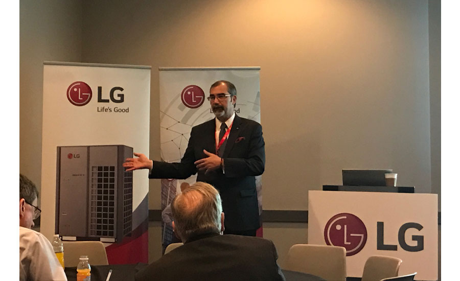 LG Announces New Product Line