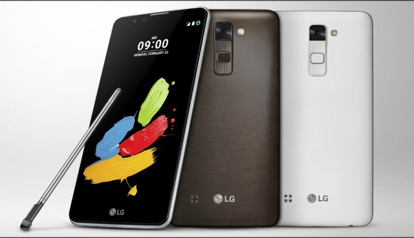 LG's Latest Budget-Priced Smartphone Includes Nano Coated Tip Stylus Pen