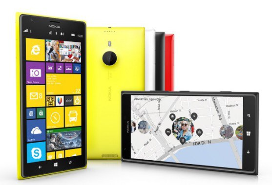 Nokia Introduces 6 Inch Phone with Business Functionality