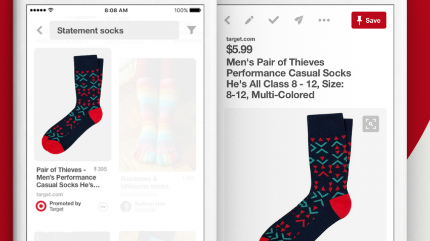 Pinterest Introduces Search Ads, Here's How They Work