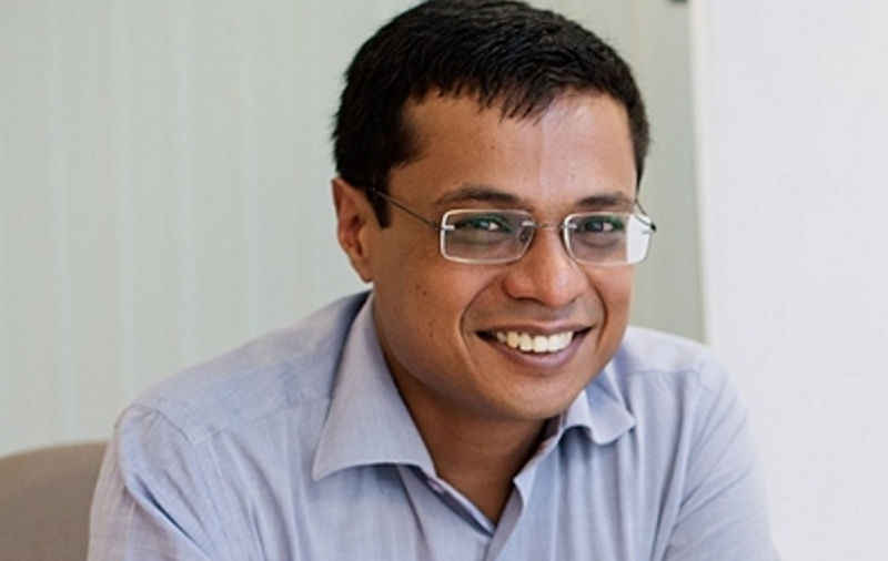 Flipkart Co-Founder Sachin Bansal Seeks Level-Playing Field for Local Firms