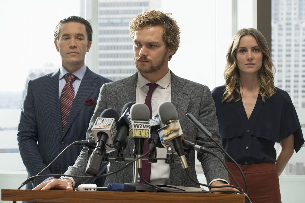 Iron Fist actor defends series after wave of negative reviews