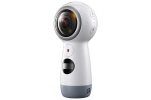 Smile for the New Samsung Gear 360 Camera