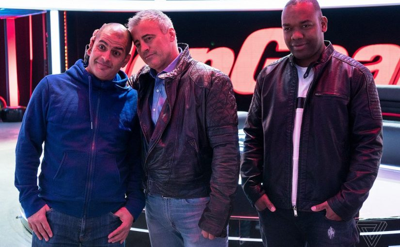 Five reasons to give the new Top Gear a chance