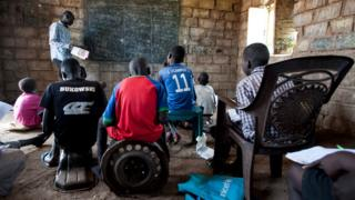 Overseas aid 'should focus on education', say MPs