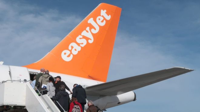 Easyjet forced couple off overbooked flight