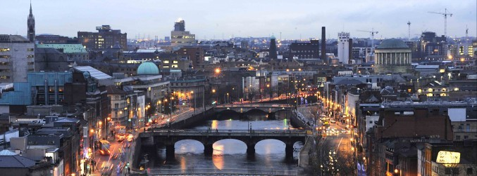 Dublin named 12th best 'Tech City' in the world