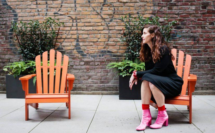 Meet the stylish entrepreneur making cannabis gear that women actually want