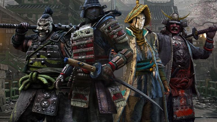 For Honor: First Looks at the Shinobi, Centurion, and Epic Gear