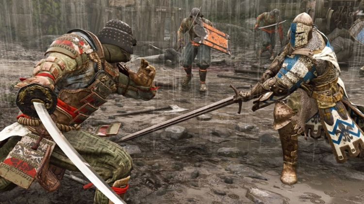 Everything You Need to Know About For Honor's Season Two Gear Changes