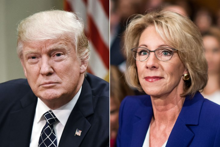 AFT President: Betsy DeVos and Donald Trump Are Dismantling Public Education