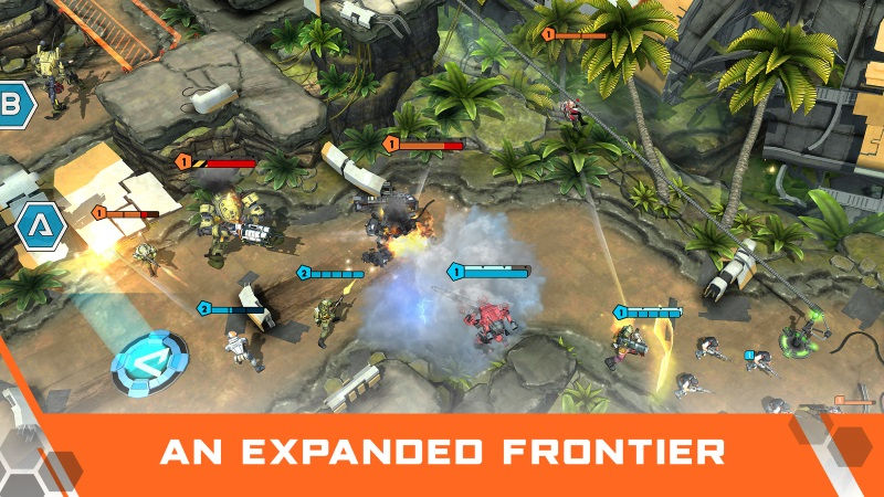 Titanfall: Assault Real-Time Competitive Multiplayer Game Announced for Android, iOS