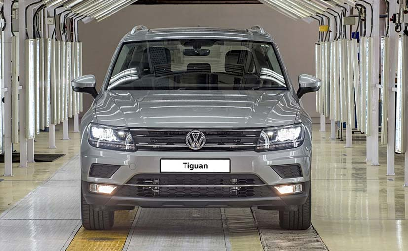 New Volkswagen Tiguan Launch: Highlights